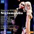 Sigismondo (dramma per musica in due att
