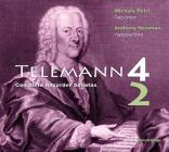 Sonate per flauto dolce twv 41 (integral