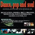 Dance, pop and soul