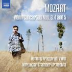 Concerto per violino n.3 k 216, n.4  218, n.5 k 219