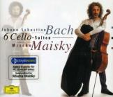 Johann sebastian bach: 6 cello suiten (feat. cello: mischa maisky) (disc 2)