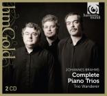 Trii con pianoforte (integrale), quartetto con pianoforte op.25