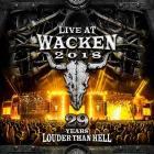 Live at wacken 2018: 29 years