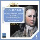Bach clavicembalo ben temperato - variaz