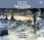The blizzard (illustrazione musicale su