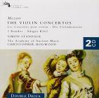 The violin concertos (concerti per violino completi)
