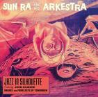 Jazz in silhouette+sound sun pleasure