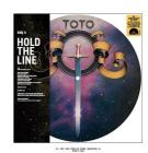 Hold the line b/w alone (Vinile)