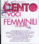 Le 100 voci femminili di sempre