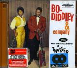 Bo diddley & company (+ bo diddley's a twister)