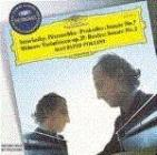 Stravinsky-prokofief-webern-boulez (opere per pianoforte)