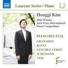 Piano recital - laureate series