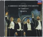 Carreras pavarotti domingo in concert