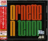 Japan 24bit: ornette on tenor
