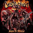Born to thrash (live in german (Vinile)