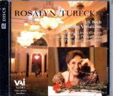 Rosalyn tureck plays bach: goldberg variations