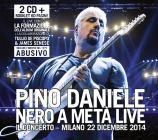 Pino Daniele. Nero a metà Live