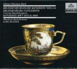 Concerti brandeburghesi n.1, n.2, n.3 - concerti per oboe bwv1055, bwv1060