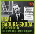 Paul badura-skoda:schubert - the complet
