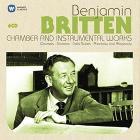 Britten: chamber & instrumental works (l