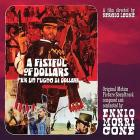 A fistful of dollars (10'' red vinyl + poster rsd 2020) (Vinile)