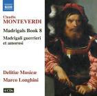 Madrigali: libro viii ''madrigali guerrie