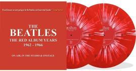 Red album years 1962-1966 (10'' vinyl red) (Vinile)