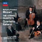 The string quartets – Quartetto italiano