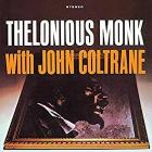 Thelonious monk with john coltrane (limited edt. vinyl transparent purple) (Vinile)