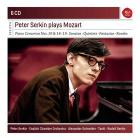 Peter serkin plays mozart (box 6 cd)
