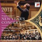 Concerto di capodanno 2018 (standard cd)