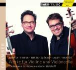 Opere per violino e violoncello di compo