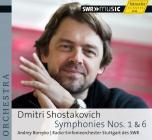 Sinfonie n.1 op.10 e n.6 op.54
