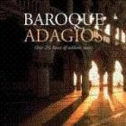 Baroque adagios