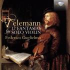 12 fantasie per violino solo