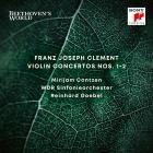 Clement violin concertos nos. 1 & 2