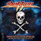 Broken bones -cd+dvd-