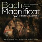 Magnificat bwv 243a, cantata bwv 63 ''chriisten, aetzet diesen tag''