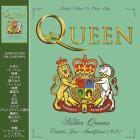 Killer queens (vinyl clear limited edt. japan) (Vinile)