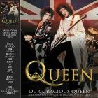 Our gracious queen (jap.ed.red,white,blue vynil) (Vinile)