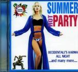 Summer hot party