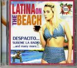 Latina on the beach