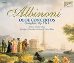 Oboe concertos (3 CD)