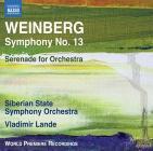 Sinfonia n.13 op.115, serenata op.47 n.4