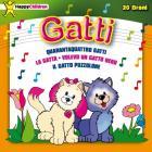 Happy children. Gatti
