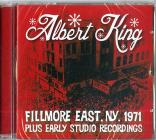 Fillmore east ny 1971 plus early studio rec