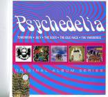 Psychedelia. Original album series (5 CD)