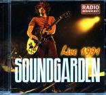 Live 1991 radio broadcast