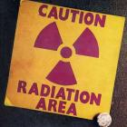 Caution radiation area (jb ed)