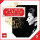 Maria callas l'incomparable